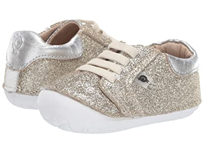 Old Soles Glamfull Pave (Infant/Toddler) (Glam Gold/Silver) Girl