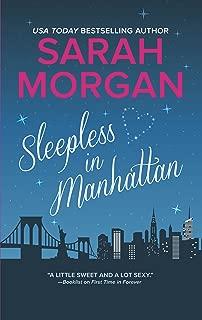 Sleepless in Manhattan (From Manhattan with Love Book 1)