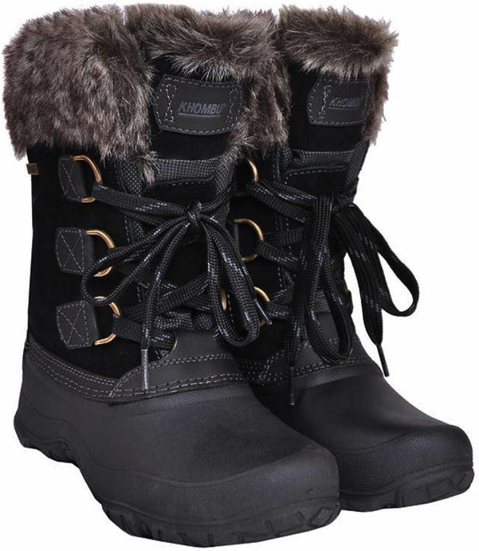 Los Award-winning store Angeles Mall Khombu Women's The Slope Winter Snow Boots