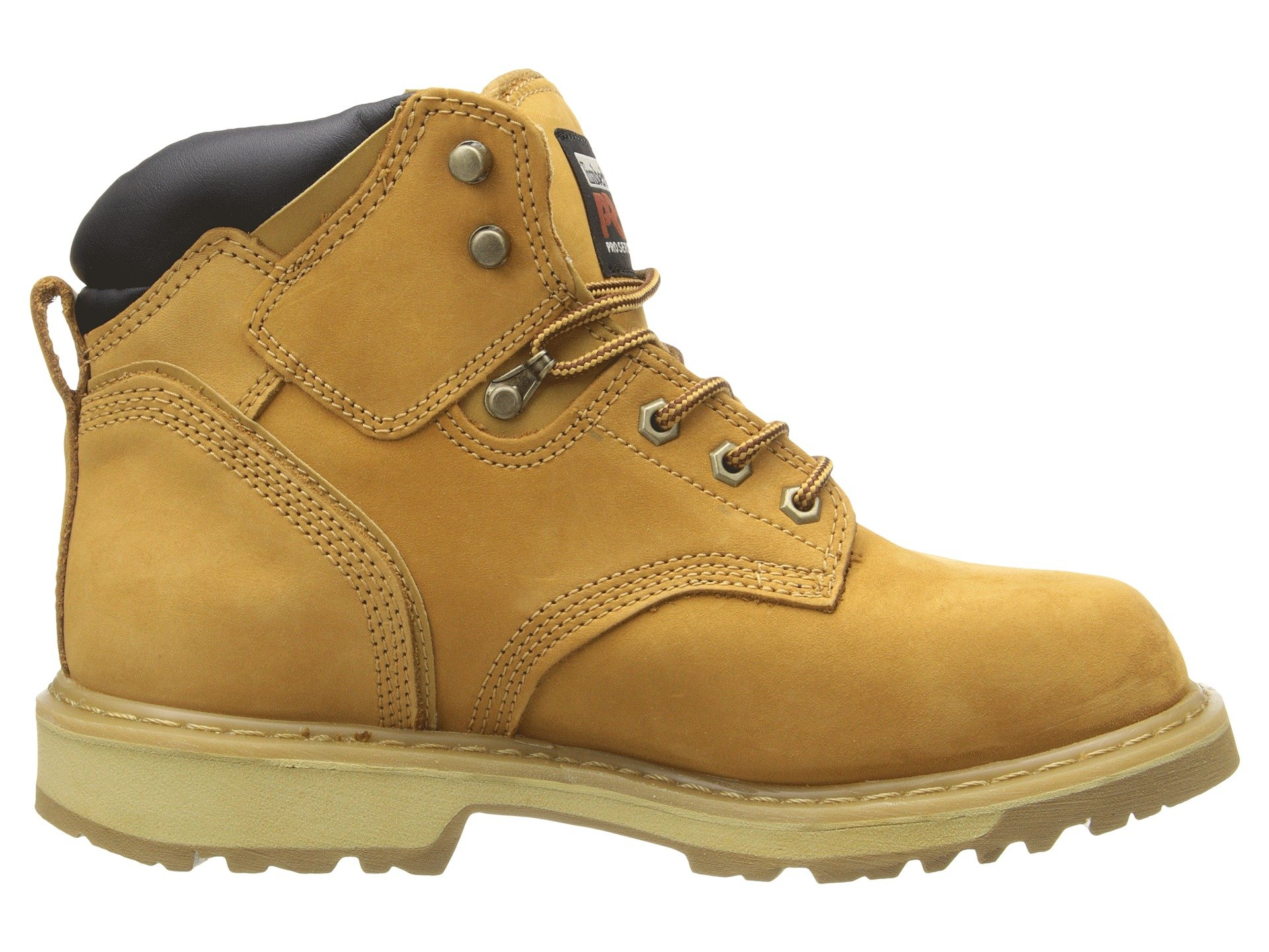 Timberland Pro 6 Quot Pit Boss Soft Toe At Zappos Com
