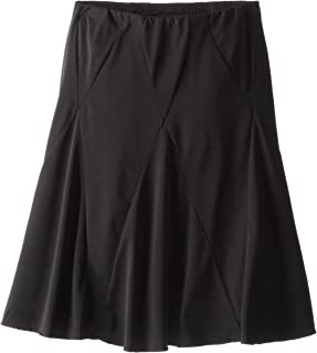 Amy Byer Girls' Picture Perfect Diamond-Seamed Skirt