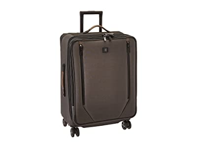 Victorinox Lexicon 2.0 Dual-Caster Medium Packing Case (Grey) Luggage
