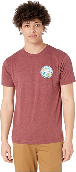 Launchpad Heather Tee