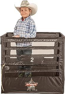 Big Country Toys PBR Bucking Chute - Kids Bouncy Toy Accessories - Kids Bucking Chute - Rodeo Toy