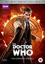Doctor Who - Complete Specials Box Set (repack) [Italia] [DVD]