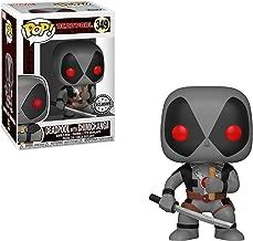 Funko Pop! Marvel: Deadpool with Chimichanga Collectible Figure, 7-Eleven Exclusive