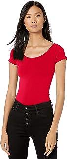 skinnytees - Basic Skinny Cap Sleeve Tee | Everyday Tops For Women | All Colors