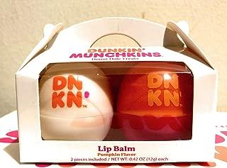 Dunkin Donuts Fall Pumpkin Munchkins Lip Balm