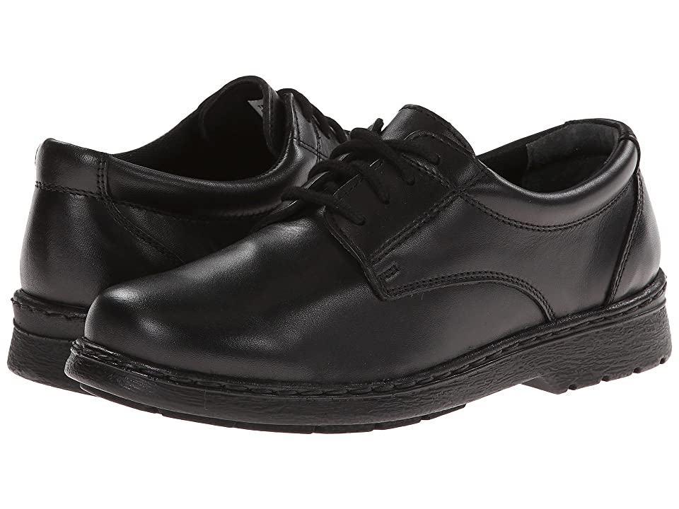 Jumping Jacks Kids Ted (Toddler/Little Kid/Big Kid) (Black Leather) Boys Shoes