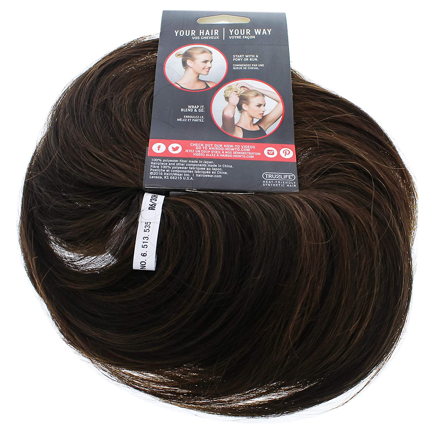 Hairdo Ranking TOP18 Style-A-Do And Mini-Do Duo 30H Chocolate Sales R6 Copper Pack