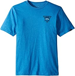Vans Kids - Classic Sidestripe Short Sleeve Tee (Big Kids)