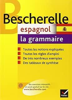 Bescherelle: Espagnol/Grammaire (French Edition)