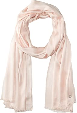 Solid Satin Finish Pashmina