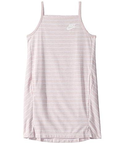 Nike Kids NSW Dress (Little Kids/Big Kids) (Pink Foam/White/White) Girl