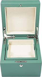 Rapport Berkeley Mini Jewelry Box (Green)