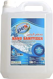 Sanitizer Pex active Hand Sanitizer 5 LTR_Special offer