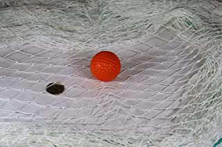 Golf Ball Barrier, Hockey Barrier Netting, Lacrosse, Barrier, Sports 6' x 25'