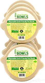 CleanHealthy Pets Disposable Bowls