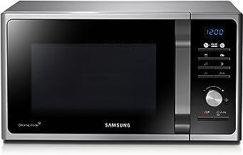 Samsung MG23F301TCS Encimera 23L 800W Plata - Microondas (335 x 324 x 211 mm) color plata