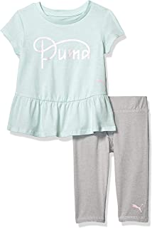PUMA Toddler Girls' Legging Set