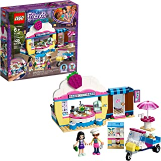 LEGO Friends Olivia's Cupcake Café 41366 Building Kit, 2019 (335 Pieces)