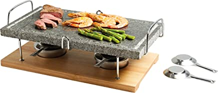Kitchen Craft Master Class Artesa Piedras de mármol Parrilla, 15 x 22 x 41,