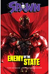 Spawn: Enemy of the State Kindle Edition