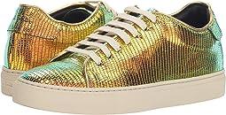 Basso Lizard Print Sneaker