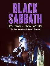 Black Sabbath - In Their Own Words