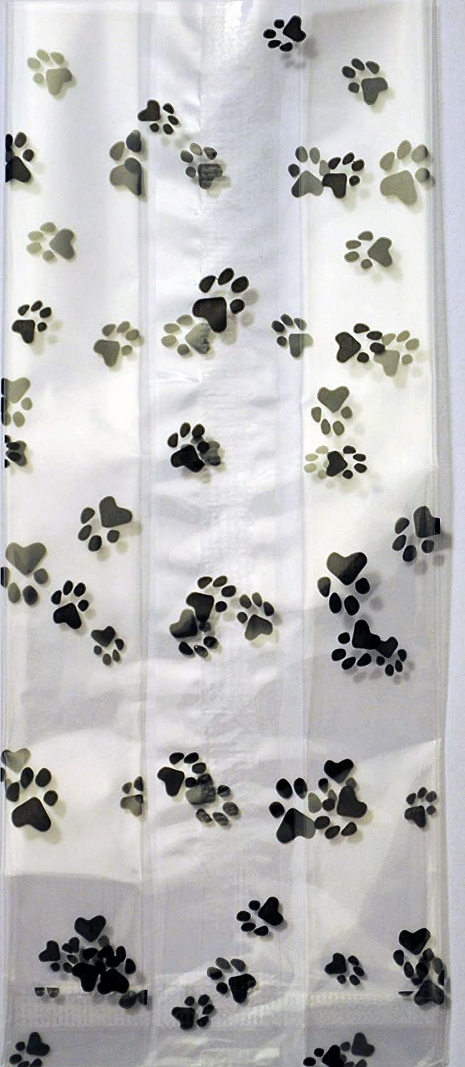K9Cakery Paw Print Cello Treat Bags 25 Count