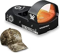 Vortex Optics Venom Red Dot Sight - 3 MOA Dot with Vortex Hat
