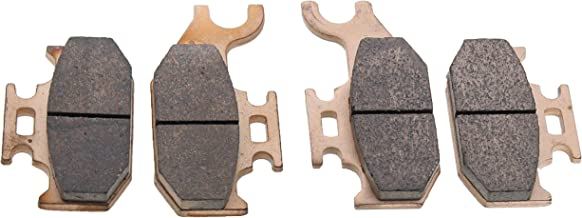 2012 fits Can-Am Outlander Max XT 500 Front Brake Pads Brakes Severe Duty