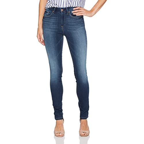 999289f8163 Jessica Simpson Women s Curvy High Rise Skinny Jeans