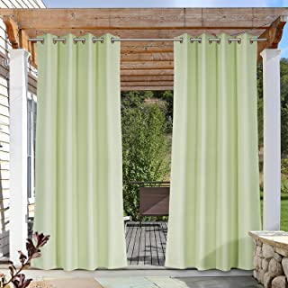Amazon.es: cortinas para pergolas de jardin