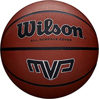 Wilson Pallone da Basket in Gomma, Uso all'Interno e all'Esterno