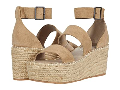 Matisse Soire (Natural Suede) Women