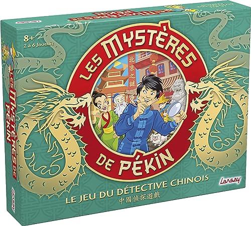 Les Mystères de Pékin - Edition Originale - Jeu de société - Lansay