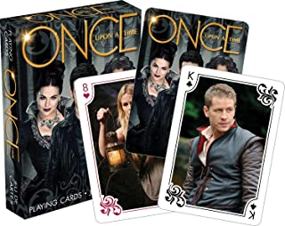 Aquarius Once Upon A Time Scenes Playing Cards