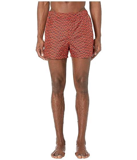 5e4a89613d87b Missoni Mare Nylon Printed Chevron Swimsuit at Zappos.com
