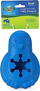 PetSafe BB-PENGUIN-ML Chilly Penguin Treat Holding Dog Toy, MEDIUM/LARGE