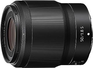 Nikon NIKKOR Z 50mm f/1.8 S Prime Lens NIKKOR Z 50mm f/1.8 S Lens, Black (JMA001DA)