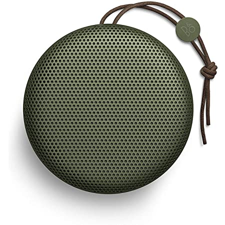 B&O PLAY A1 Portable Bluetooth Speaker, Moss Green, One Size