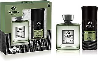 Yardley Gentleman Urbane EDP 100ml + Body Spray 150ml