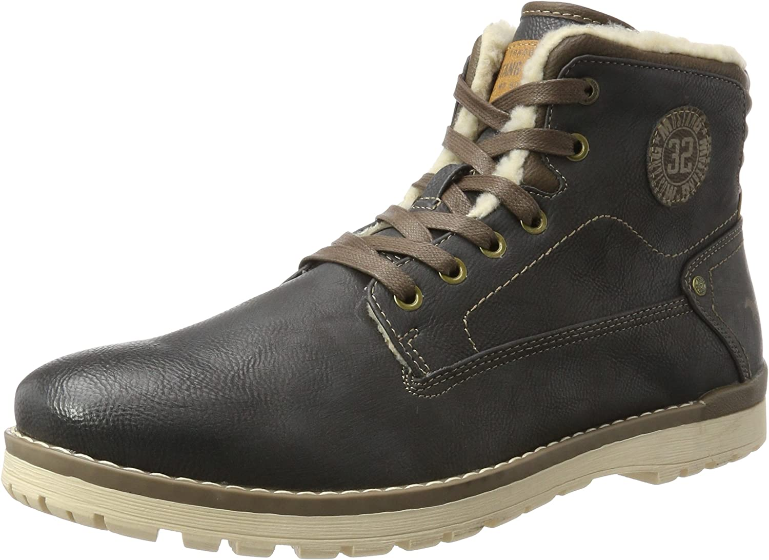Mustang Men's 4092-602-259 Ankle Boots
