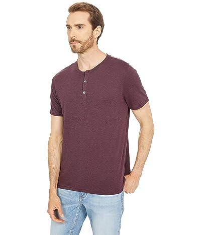 Threads 4 Thought Baseline Short Sleeve Tri-Blend Henley