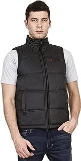 OJASS Sleeveless Solid Men's Jacket