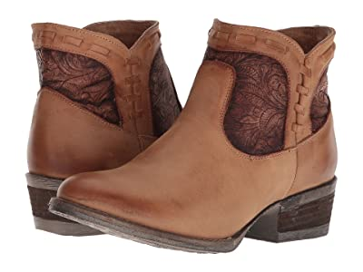 Corral Boots Q5022 (Brown) Cowboy Boots