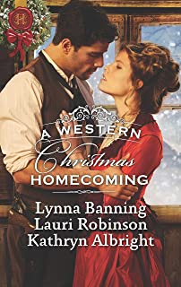 A Western Christmas Homecoming: Christmas Day Wedding BellsSnowbound in Big SpringsChristmas with the Outlaw