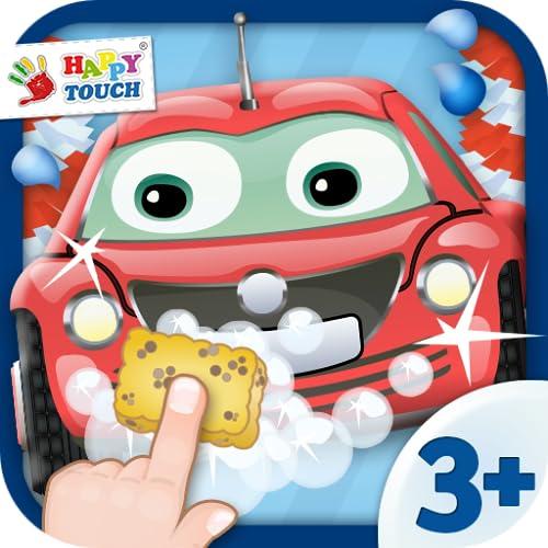 Auto Waschen für Kinder – von Happy Touch® Kinderspiele Gratis