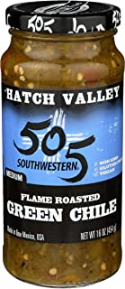 505 Southwestern, Green Chile Flame Roasted Diced, 16 Ounce